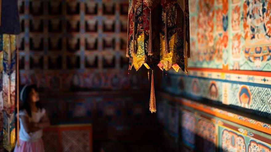 ネパールのチベット仏教寺院にて_d0353489_16432273.jpg