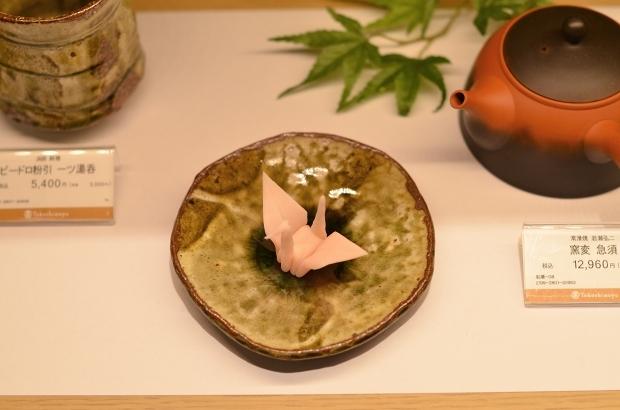 横浜高島屋「新茶と器~和菓子に合う器展~」_d0025294_16330697.jpg
