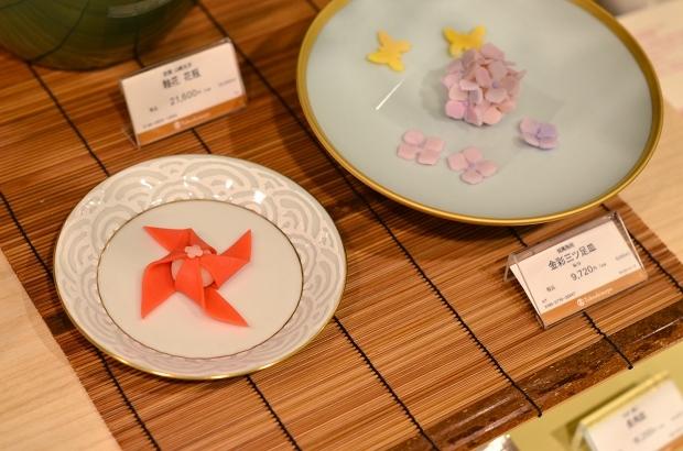 横浜高島屋「新茶と器~和菓子に合う器展~」_d0025294_16333298.jpg