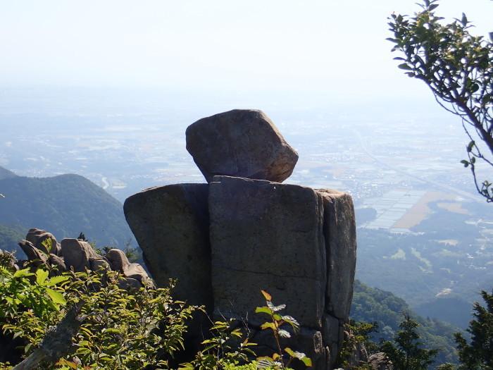 御在所岳 中道登山。_a0049296_10352829.jpg