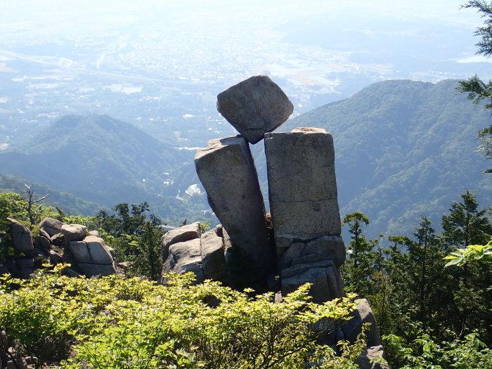 御在所岳 中道登山。_a0049296_10354139.jpg
