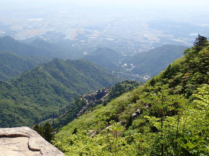 御在所岳 中道登山。_a0049296_10374918.jpg