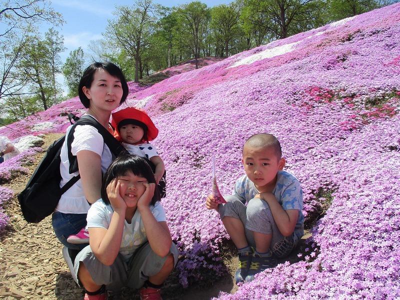 5月26日(日)・・・19日の休業日。東藻琴の芝桜②_f0202703_00535329.jpg