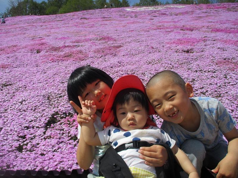 5月26日(日)・・・19日の休業日。東藻琴の芝桜②_f0202703_00561306.jpg