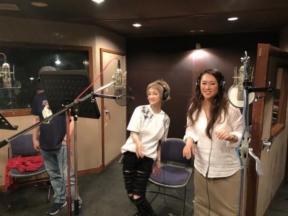 Recordingスタート!!!_a0088007_23242655.jpg