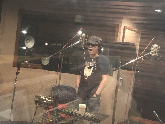 Recordingスタート!!!_a0088007_23245324.jpg