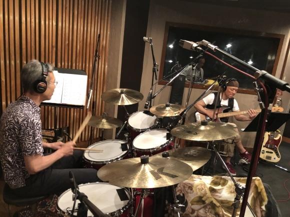 Recordingスタート!!!_a0088007_23254729.jpg