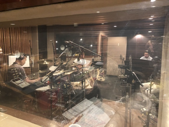 Recordingスタート!!!_a0088007_23265397.jpg