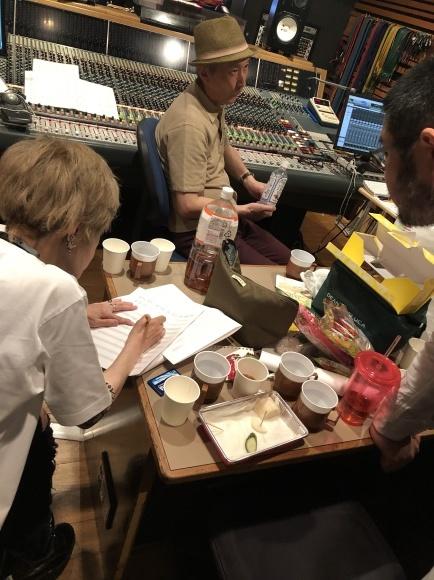 Recordingスタート!!!_a0088007_23561798.jpg