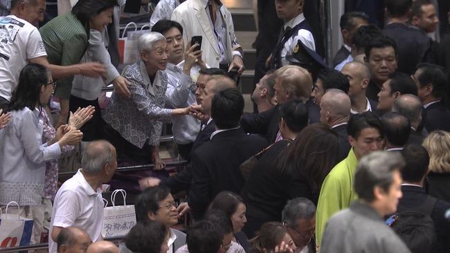 トランプ米大統領初来日「日本の宗主国を満喫!?」:大統領も様々!?ブラジル大統領は反日だった!?_a0348309_926366.jpg