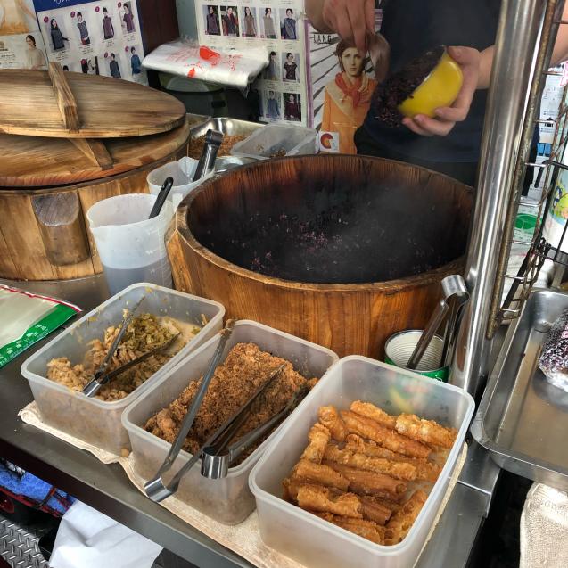 台北駅周辺で朝食めぐり_d0285416_20373235.jpg