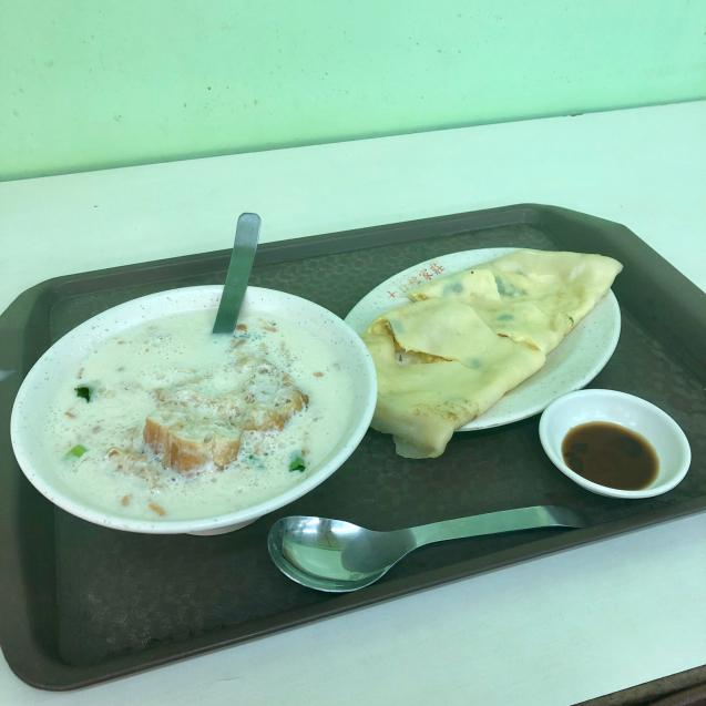 台北駅周辺で朝食めぐり_d0285416_20404978.jpg