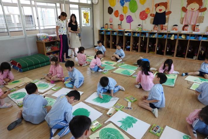 絵画研修_a0212624_17184258.jpg