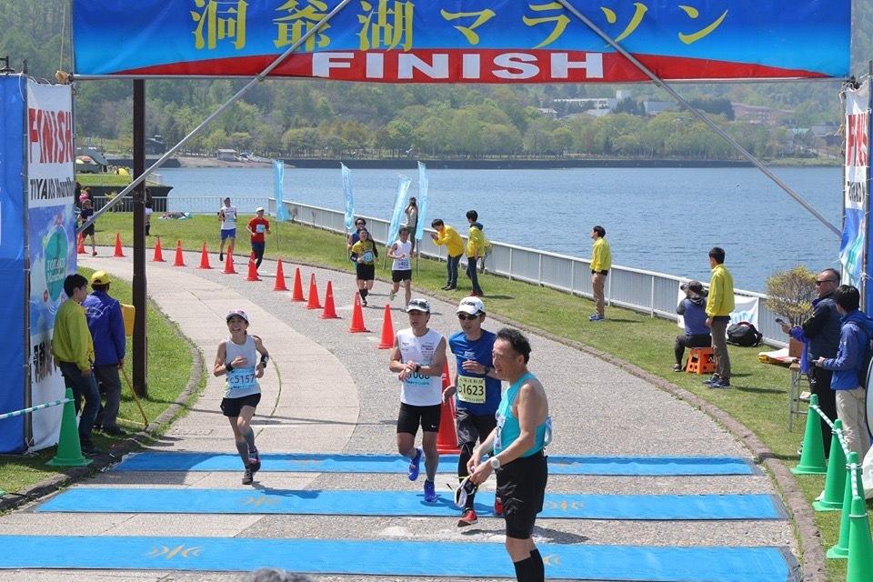 北海道 洞爺湖マラソン でSUB3.5_c0141025_14030775.jpeg