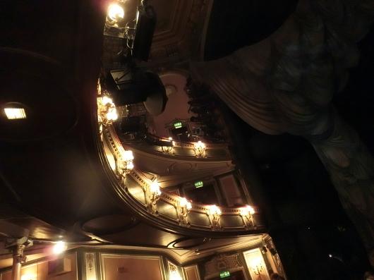 【オペラ座の怪人】~ロンドン ハー マジェスティーズ シアター~_e0303431_18114879.jpg
