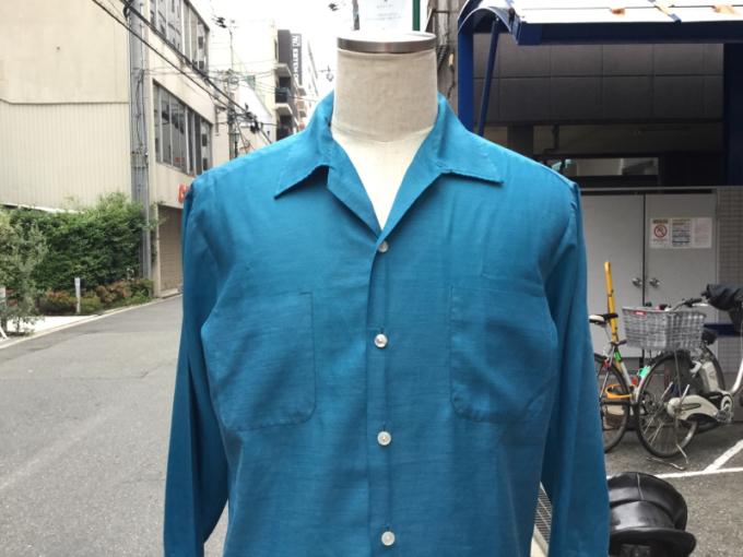 「 ロッキンNEW WAVEなシャツ 」_c0078333_17500571.jpg