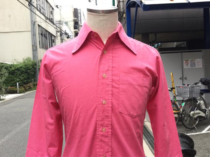 「 ロッキンNEW WAVEなシャツ 」_c0078333_18004034.jpg