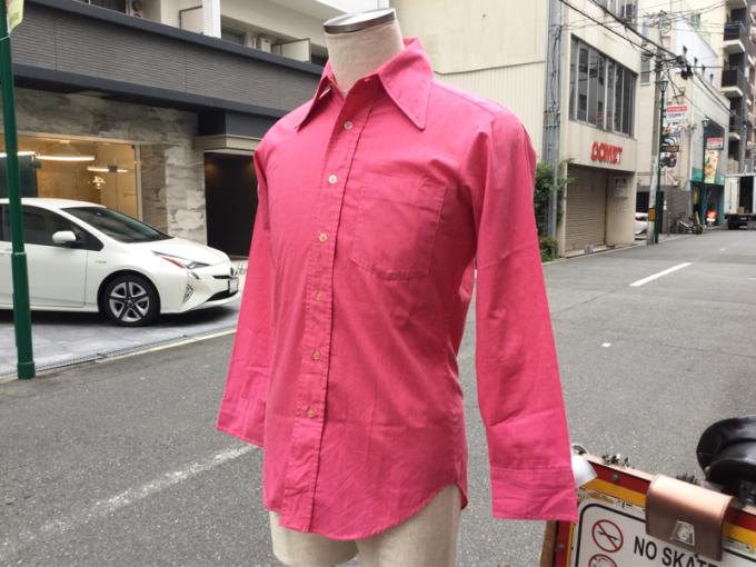 「 ロッキンNEW WAVEなシャツ 」_c0078333_18013261.jpg