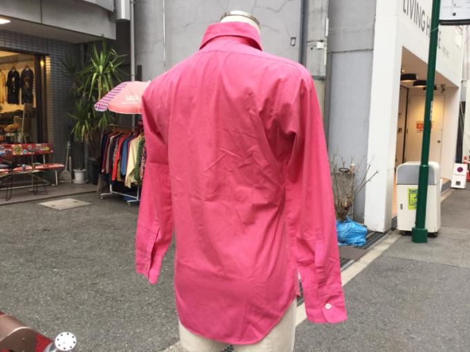「 ロッキンNEW WAVEなシャツ 」_c0078333_18025107.jpg