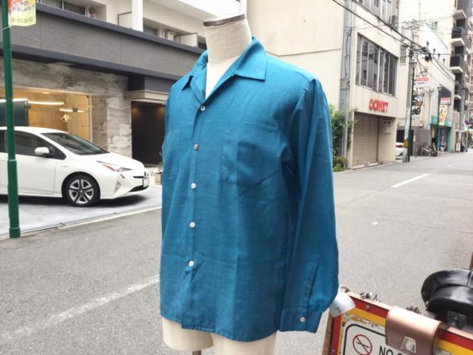 「 ロッキンNEW WAVEなシャツ 」_c0078333_19440824.jpg