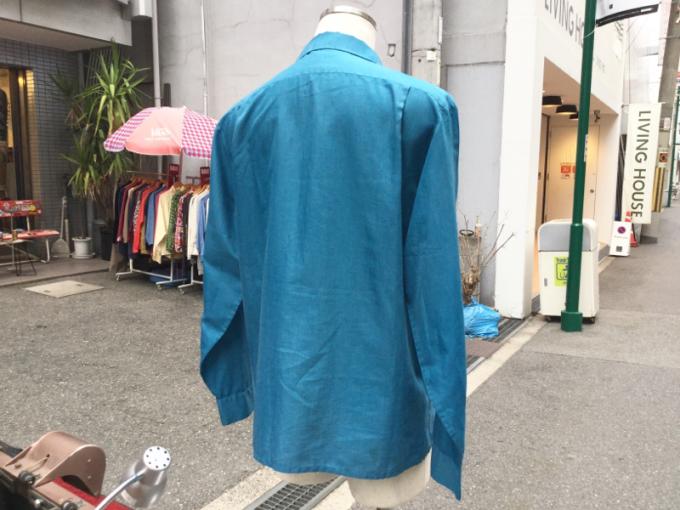「 ロッキンNEW WAVEなシャツ 」_c0078333_19464685.jpg