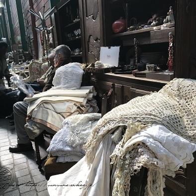 フランスパリ『クリニャンクール蚤の市』でハンドメイド資材探し♪_f0023333_22433961.jpg