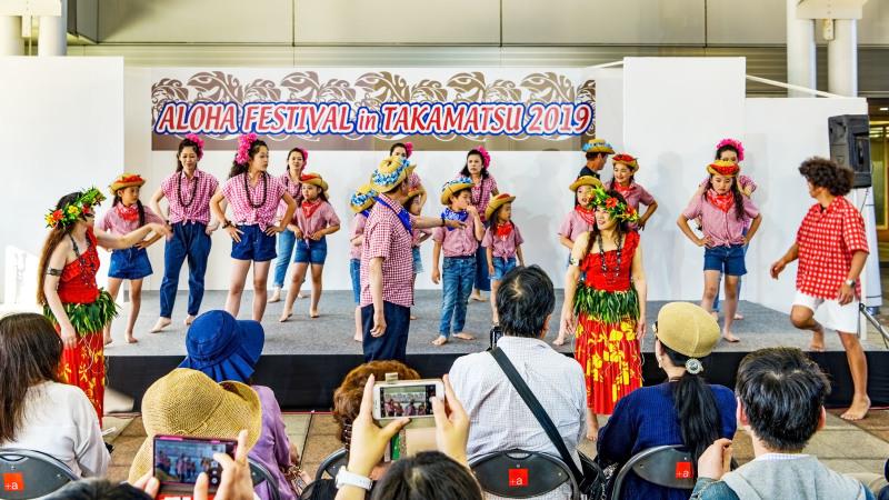 アロハフェスティバル in TAKAMATSU サブステージ ⑥ 最終_d0246136_18442102.jpg