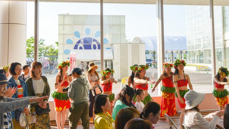 アロハフェスティバル in TAKAMATSU サブステージ ⑥ 最終_d0246136_18442927.jpg