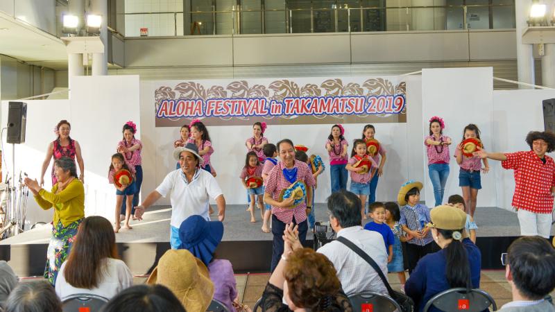 アロハフェスティバル in TAKAMATSU サブステージ ⑥ 最終_d0246136_18451031.jpg