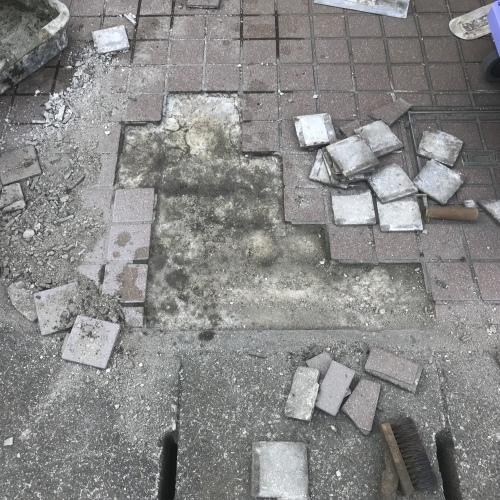 早朝からタイル工事とレンジフード解体外_f0031037_14420126.jpeg