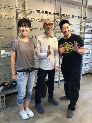 佐々木選手久々の来店_e0304942_14092190.jpg