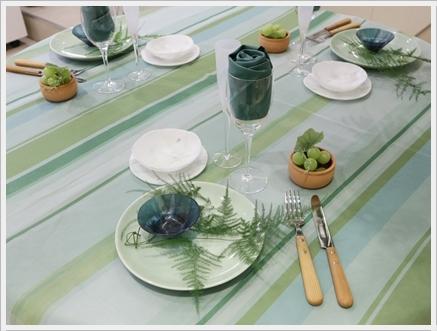 ガラスの器で初夏のテーブル -松山美恵さんの器を使って ~ブラッシュアップクラス_d0217944_23052356.jpg