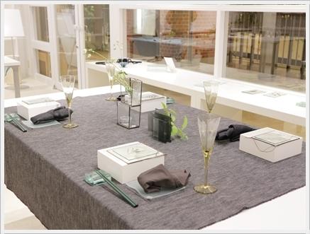ガラスの器で初夏のテーブル -松山美恵さんの器を使って ~ブラッシュアップクラス_d0217944_23201817.jpg