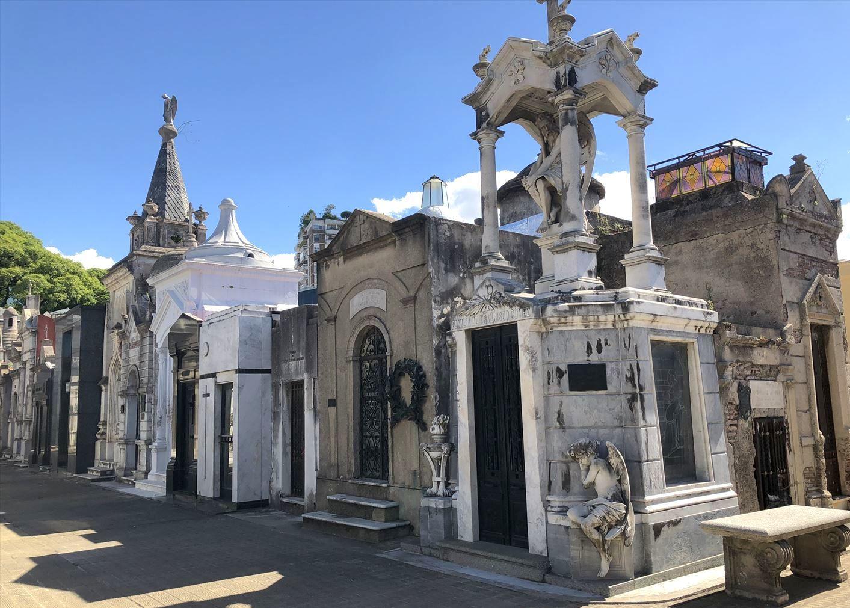 """中南米の旅/45 美しすぎるお墓""""レコレータ墓地""""@ブエノスアイレス_a0092659_22513173.jpg"""