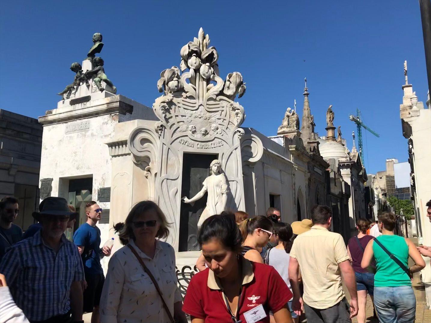 """中南米の旅/45 美しすぎるお墓""""レコレータ墓地""""@ブエノスアイレス_a0092659_23281261.jpg"""