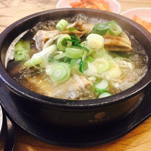 ひとりソウル旅 13 行列必須の大人気の「カルビタン」美味しい~_f0054260_17552771.jpg