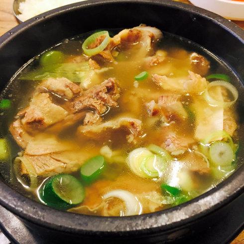 ひとりソウル旅 13 行列必須の大人気の「カルビタン」美味しい~_f0054260_17562657.jpg