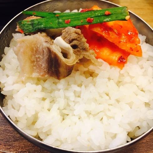 ひとりソウル旅 13 行列必須の大人気の「カルビタン」美味しい~_f0054260_17575751.jpg