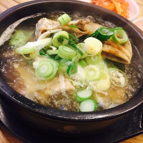 ひとりソウル旅 13 行列必須の大人気の「カルビタン」美味しい~_f0054260_17592011.jpg