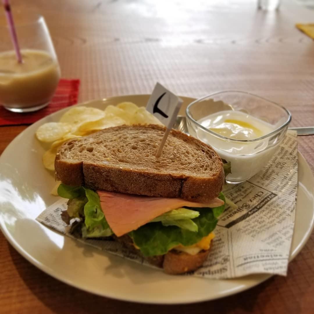 カフェ&インテリア エル/cafe and interior L * 家具工房に併設のカフェで緑陰に憩う♪~②お食事編~_f0236260_17453447.jpg