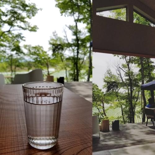 カフェ&インテリア エル/cafe and interior L * 家具工房に併設のカフェで緑陰に憩う♪~②お食事編~_f0236260_17542859.jpg