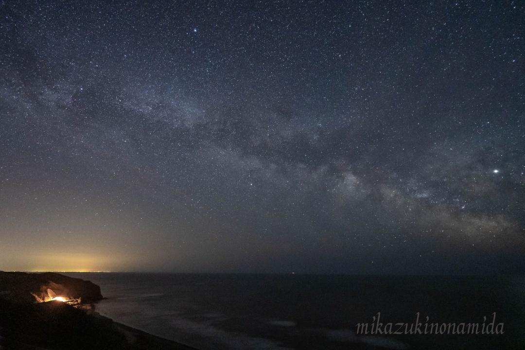 連休の星と朝_e0312066_23293722.jpg