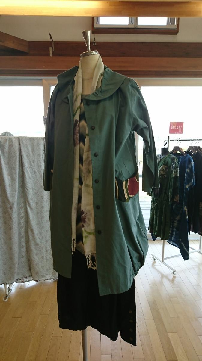 5月28日(火)、29日(水)、婦人服スペースikoi(憩い)「はらっぱ館」で出店。_d0159273_23082325.jpg
