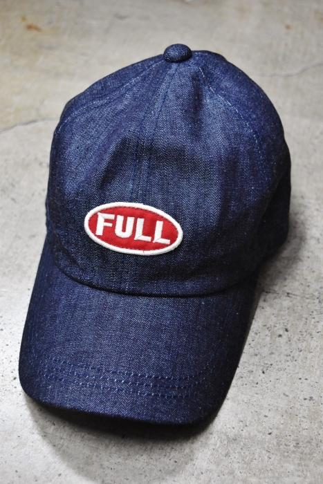 人気のDENIM CAP ★★★   FULL COUNT_d0152280_18244981.jpg