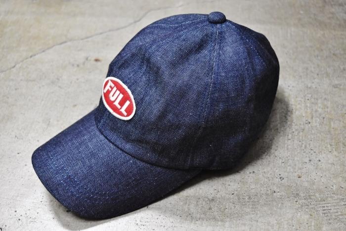 人気のDENIM CAP ★★★   FULL COUNT_d0152280_18252089.jpg