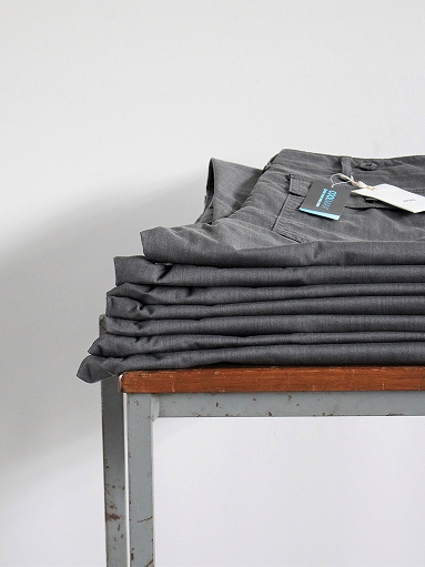 ARAN FATIGUE 46 - COOL MAX TWILL / ARMY CHARCOAL (PRODUCTS FOR US)_b0139281_22392539.jpg