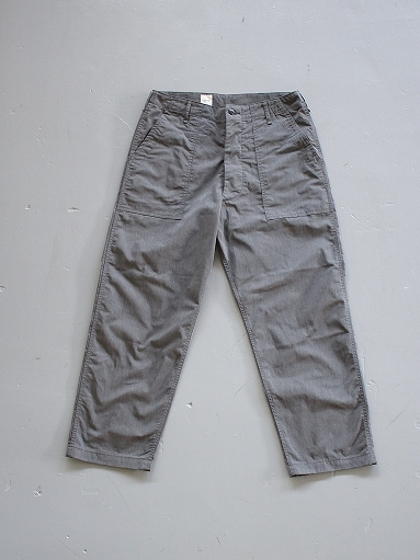 ARAN FATIGUE 46 - COOL MAX TWILL / ARMY CHARCOAL (PRODUCTS FOR US)_b0139281_22393289.jpg