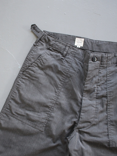 ARAN FATIGUE 46 - COOL MAX TWILL / ARMY CHARCOAL (PRODUCTS FOR US)_b0139281_22394729.jpg