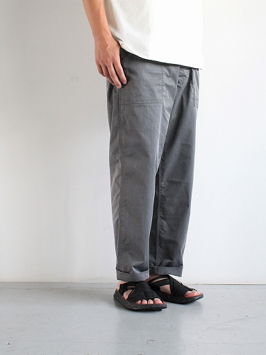 ARAN FATIGUE 46 - COOL MAX TWILL / ARMY CHARCOAL (PRODUCTS FOR US)_b0139281_22402455.jpg