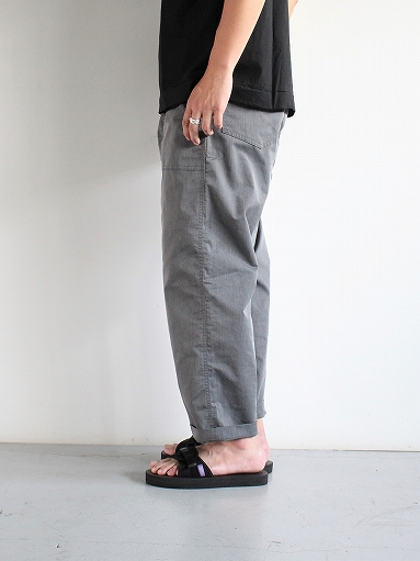 ARAN FATIGUE 46 - COOL MAX TWILL / ARMY CHARCOAL (PRODUCTS FOR US)_b0139281_22403241.jpg
